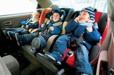 аренда авто с детским креслом